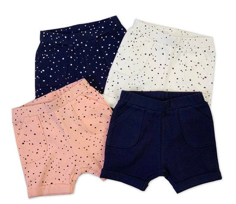 The Parker Pocket Baby Shorts