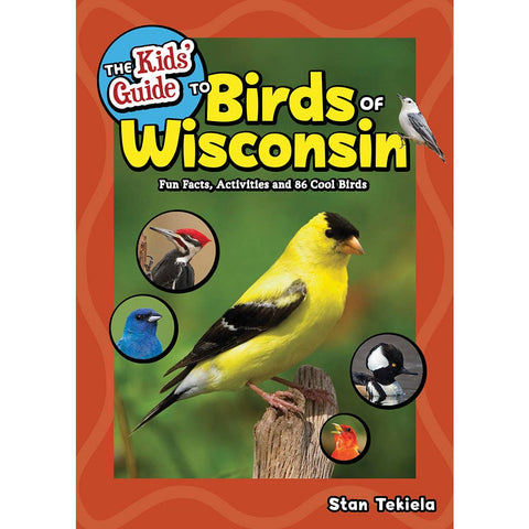 Kids Guide to Birds of Wisconsin