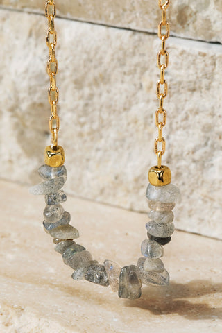 Yellowstone Necklace - Gray
