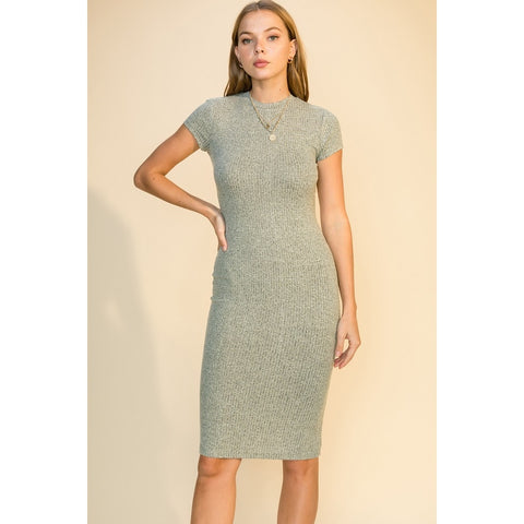 The Reilly Dress - SM-LG - Olive
