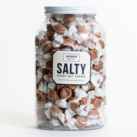 Jacobsen Salt Co. Salty Honeynut Chew