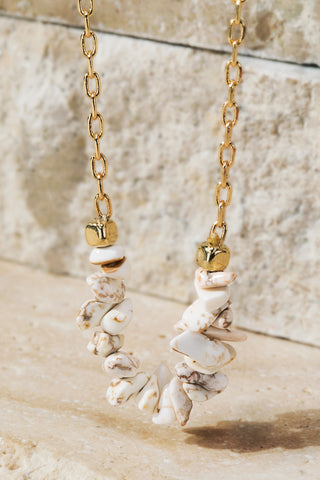 Yellowstone Necklace - Ivory