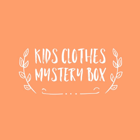 Kids Clothing Mystery Box