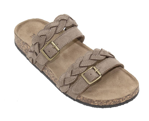 The Sandbridge Sandal - Tan