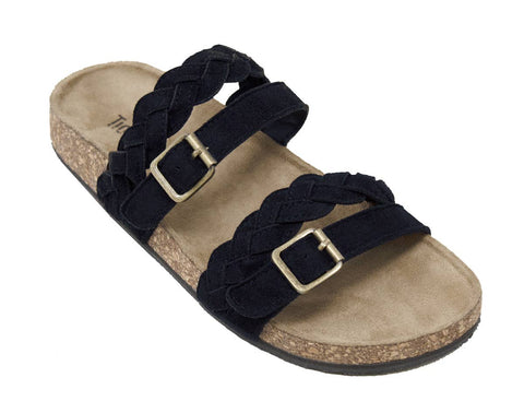The Sandbridge Sandal - Black