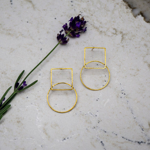 The Artemisia Earrings