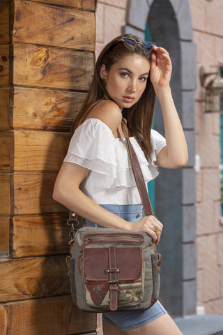 Myra Bags Take-Me-Along Small + Crossbody Bag