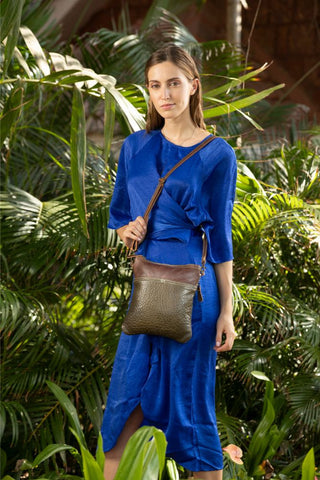 Myra Bags Arriet Small + Crossbody Bag