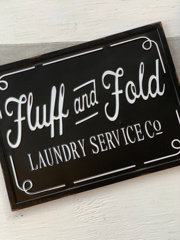 Fluff and Fold Laundry Service Co