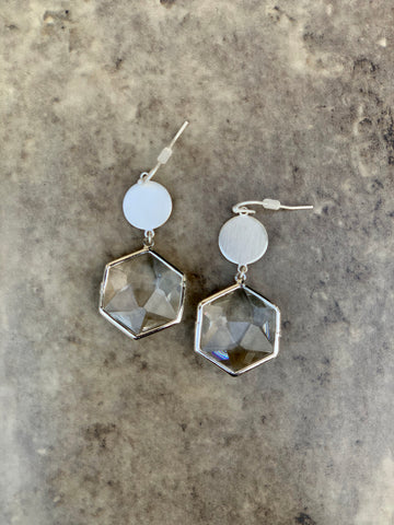 The Grand Teton Earrings