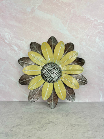 Large Sunflower Wall Decor