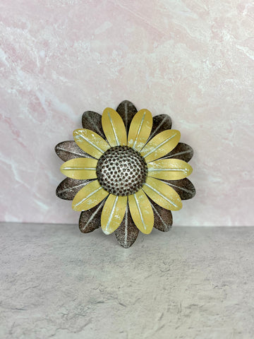 Small Sunflower Wall Decor