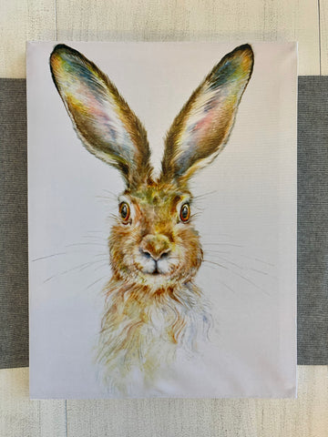 Bunny Canvas Wall Decor