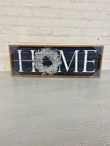 Home Wreath Wall Decor