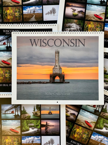 Wisconsin Photography Calendar