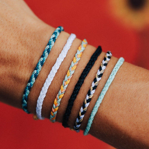Pura Vida Bracelets - Multi Mini Braided
