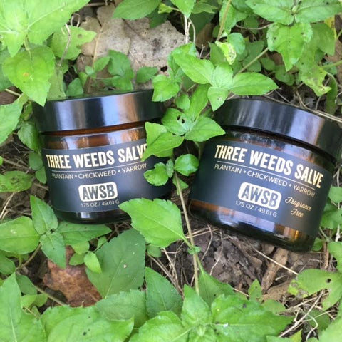 AWSB - Three Weeds Salve
