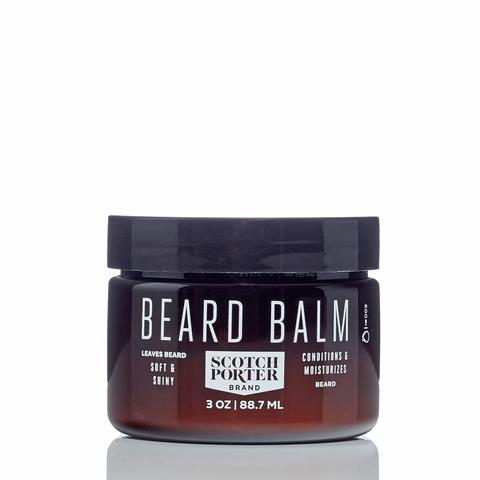 Scotch Porter Beard Balm (3oz)