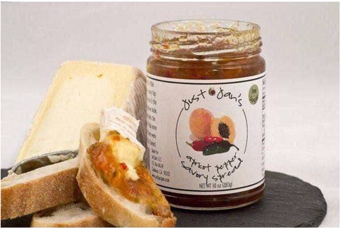 Apricot Pepper Spread