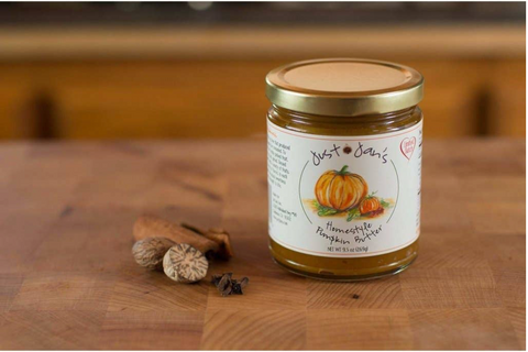 Homestyle Pumpkin Butter