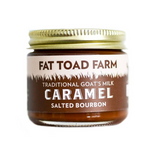 Salted Bourbon Goat's Milk Caramel - 2oz