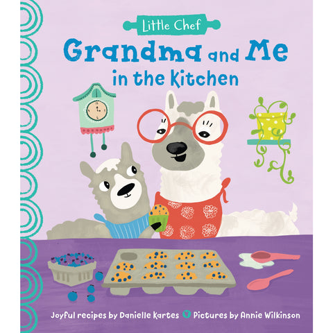 Grandma and Me Cooking Together Book