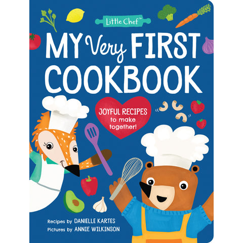 My Very First Cookbook Book