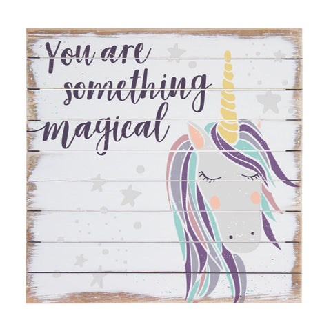You Are Something Magical Wall Decor