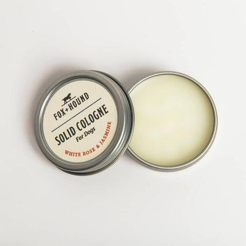 Fox + Hound: Solid Cologne - White Rose and Jasmine