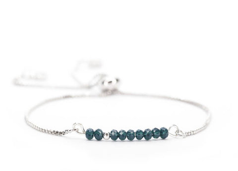 Sprinkle of Power Teal Bracelet