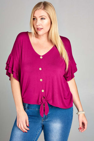 The Emily Top (1X-3X)