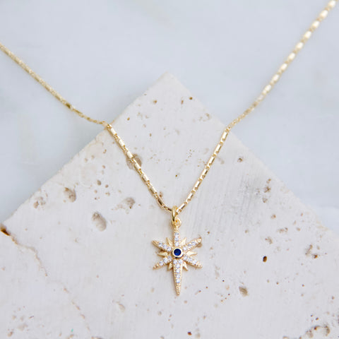 Romantic Star Necklace