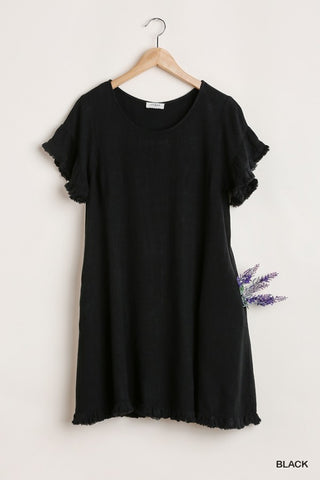 The Jillian Dress (SZ: SM-LG)