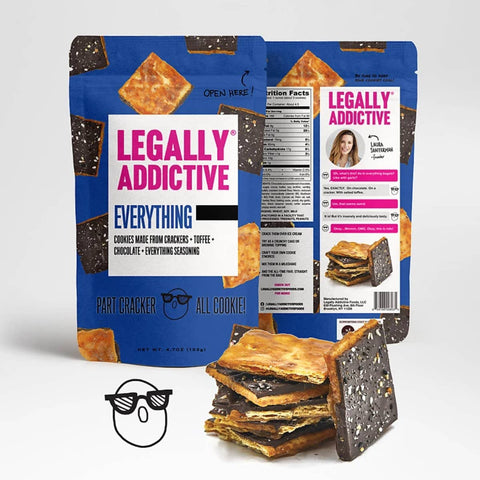 Legally Addictive - Everything Cookies