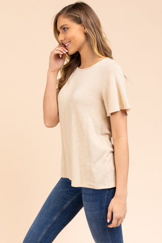 The Leona Top (SZ:  SM, LG Available)