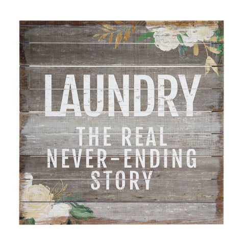 Laundry: The Real Never Ending Story