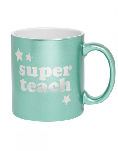 Super Teach Mug Gift Box