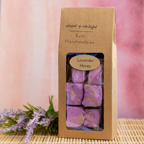 Bath Marshmallows - Lavender Honey