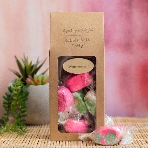 Bubble Bath Taffy - Watermelon