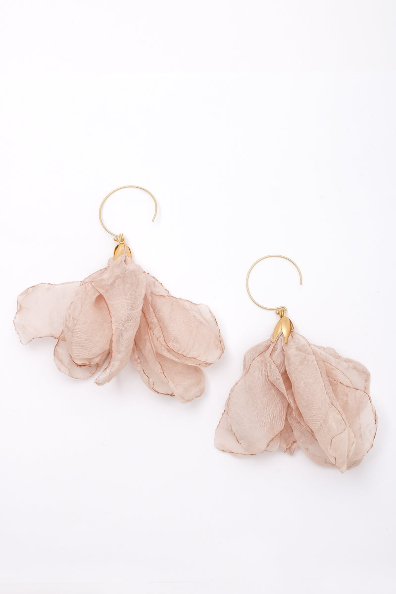 The Provence Earrings - Nude