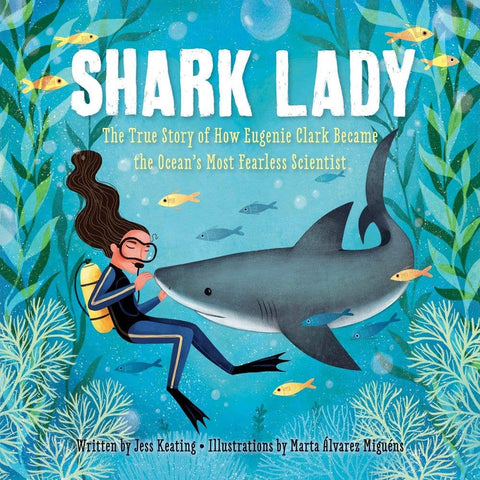 Shark Lady Book
