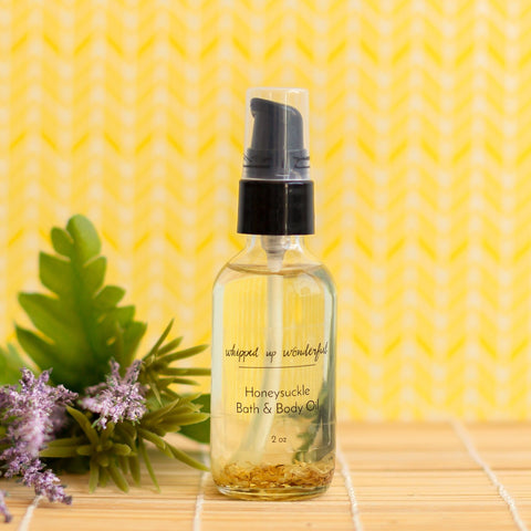 Honeysuckle Bath & Body Oil