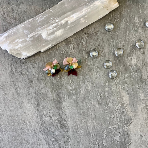 The Bloom Earrings