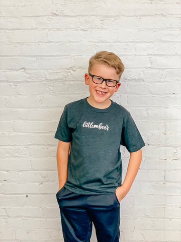 Little Bear Youth Tee