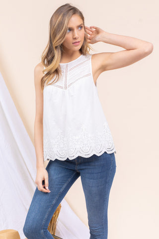 The Kennedy Top (Sizes S-L)
