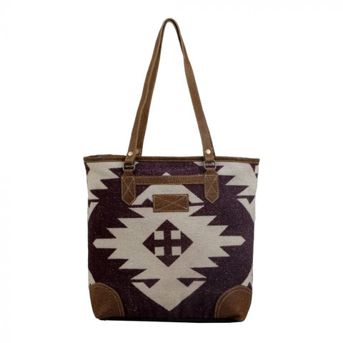 Myra Bags Earthy Tote Bag