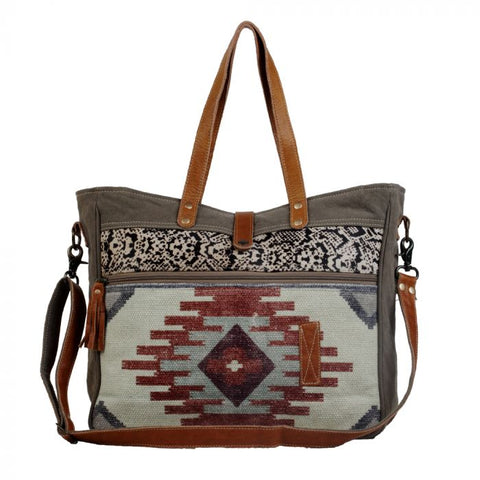 Myra Bags Amber Cool Messenger Bag
