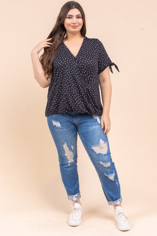 The Molly Top (Sizes XL-3X)
