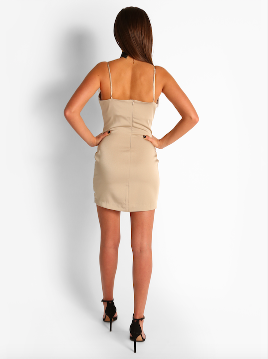 AMBER BODYCON DRESS