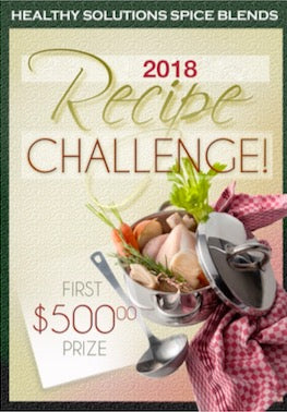 2018 Recipe Challenge Favorites
